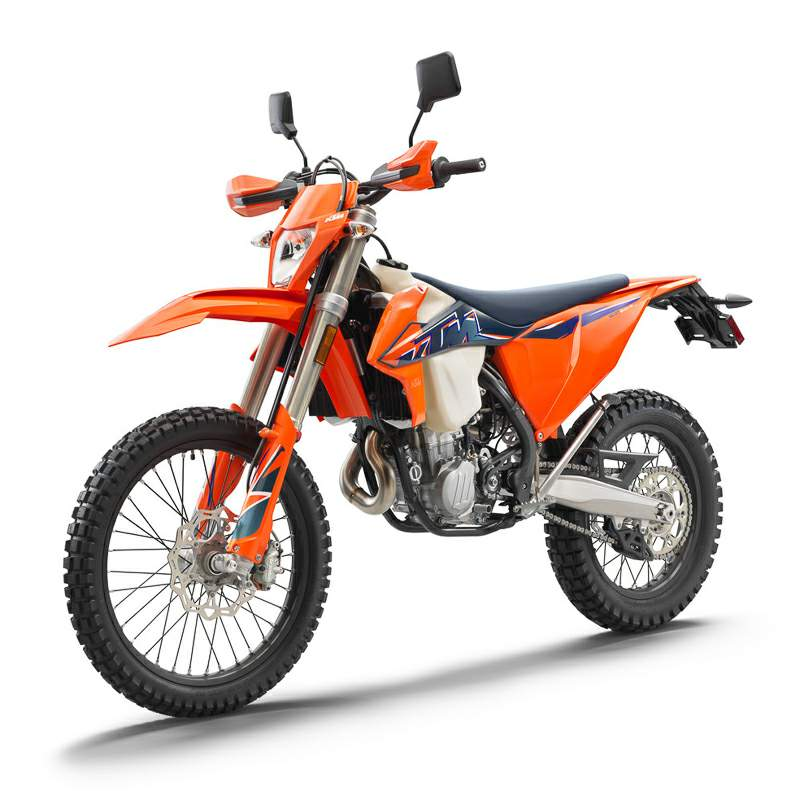 KTM 500 EXC-F technical specifications